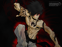Fon's Exploding Gale Fist by Christophere13