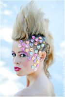 Candy Heart Punk by mleitner
