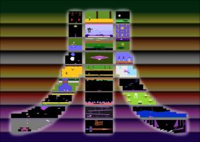 Atari 2600 - All in One by mchenry