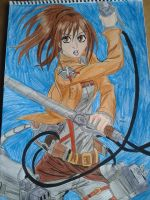 Attack of the Titan Sasha Blouse finished by Laineyfantasy