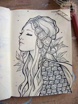 INKtober - Day two! by nati