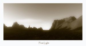 First Light by kaiack