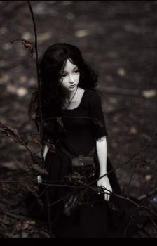 Eve and the Spirit of Nature1 by cottongrey
