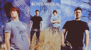 Supernatural mobile wallpaper by Zumay-Is-Love