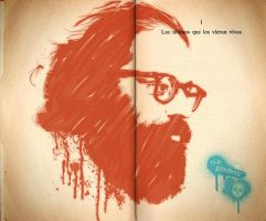 Ginsberg by artwarriors