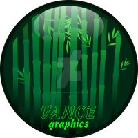 Bamboo Sphere by vancegraphics