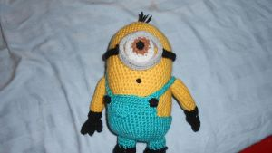 Minion by Maintje
