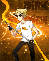 Dirk strider by cat-doodle