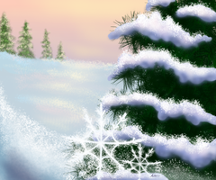 Christmascard by HelenLight