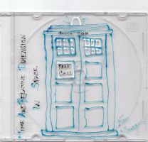 CD TARDIS by xxX-Co-Jack-Xxx