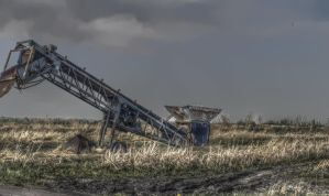 Old Steel by schon