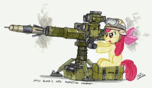 Apple-Boom by contrail09