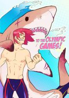 To the Olympic Games by Lelia