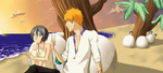 IchiRuki : Honeymoon by Neilund