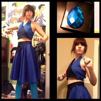 Lapis Lazuli wip by RosariaBec