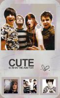 Cute Is What We Aim For by CardenIndustriesInc