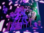 Karaoke Party by potatofarmgirl