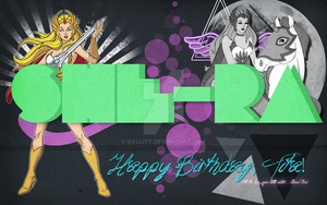 She-Ra Wallpaper :Gift for my Sister: by Gallity