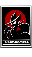 Mare-do-well poster vector by totalcrazyness101