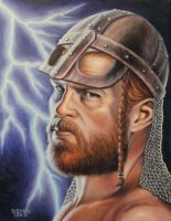 Thor by Wolverat