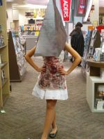Cosplay: Pyramid Head Loli I by Koaru-chii