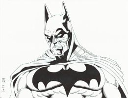 Im Batman Ink by TyndallsQuest