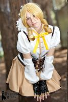 Mami Tomoe ~ Simplicity by Brillhart