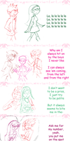 MH: Take a Hint -sketches01- by KPenDragon