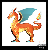Charizard ! Pokemon One a Day