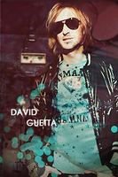 David Guetta by TraffickerIsFuck