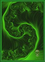 Spooky Green by Rozrr