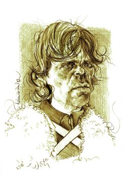 TYrion Lannister by nakkah