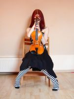 violinist 1 by liam-stock