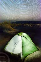 Death Valley Base Camp by ExplicitStudios
