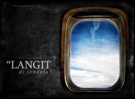Langit di jendela by Jiecess