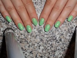 Nails 2015.07.05 by leeloodragon