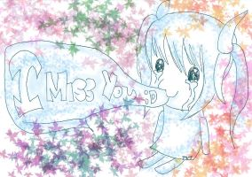 Miss you by nebotte35