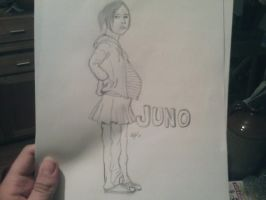 Juno WIP by Ulla-Andy