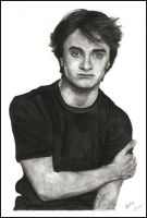 Daniel Radcliffe 2 by inyourhonour