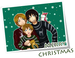 Day 24 - Merry Christmas! by ValiChan