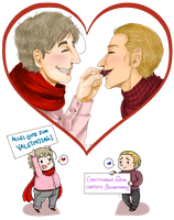 Happy Valentine's Day by fellow-traveller