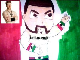 Mexican Sheamus by nike1221