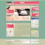 GMIMI portal design by fuxxo