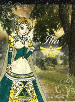 Princess Ilia by LadyShadowlight
