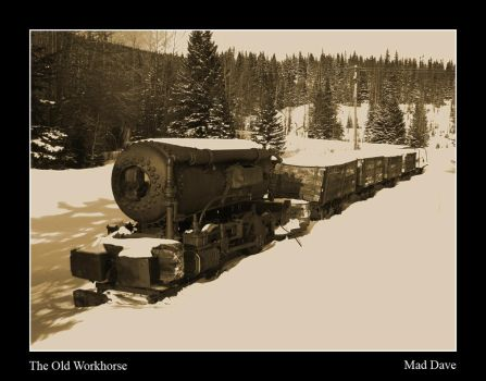 The Old Workhorse by mad1dave