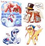 Nation Pony Requests: Towns by TariToons