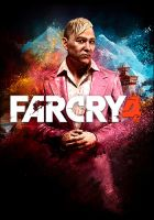 Cover Far Cry 4 by shidow16