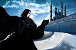 winter Snape by aixie