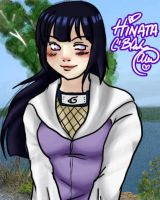 Hinata in the Breeze by blwhere