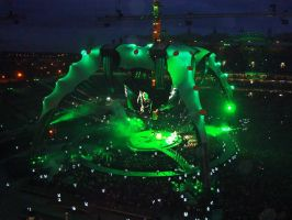 U2 360 Tour Dublin 3 by Shaystyler